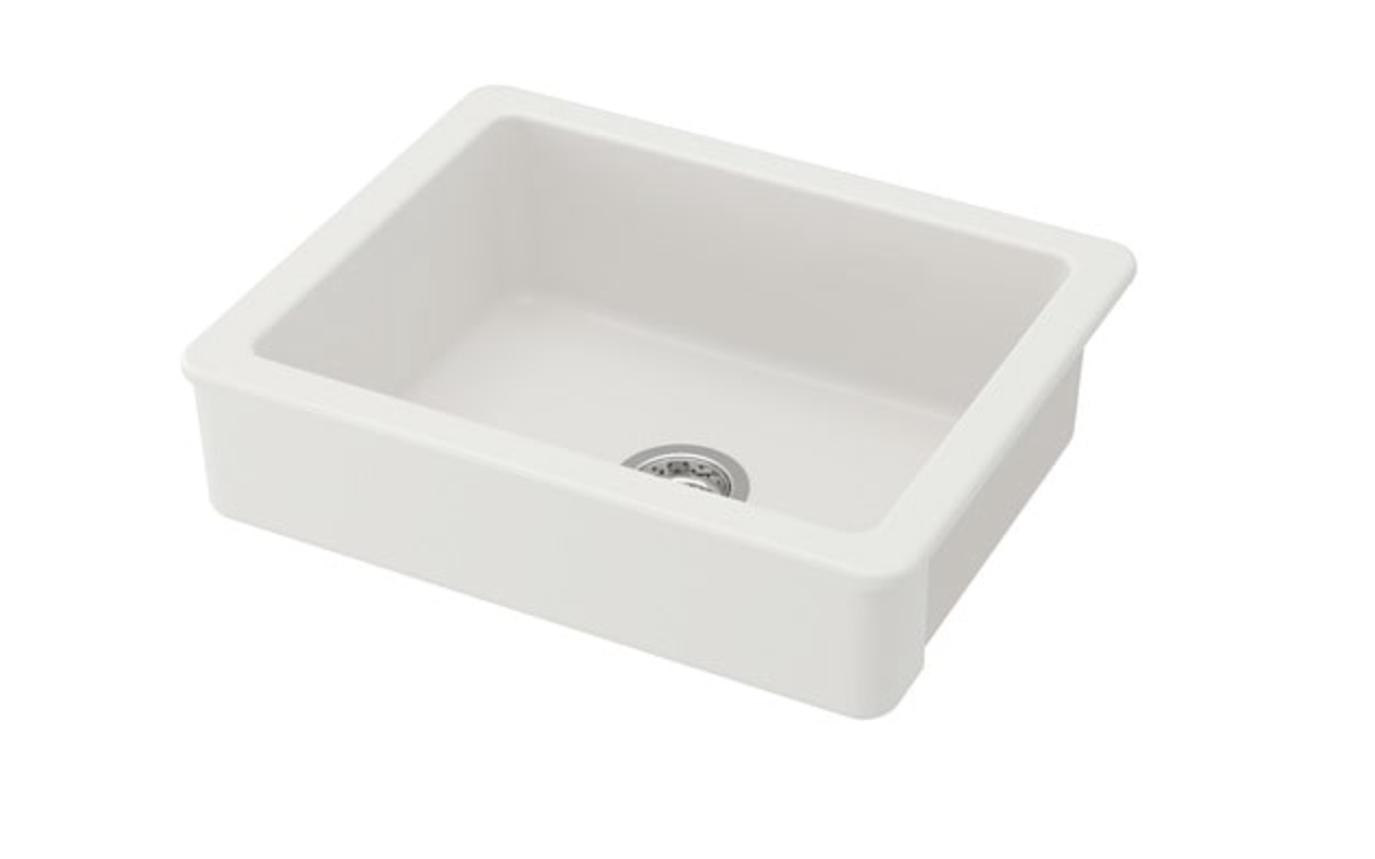 IKEA Havsen Single Bowl Apron Front Sink