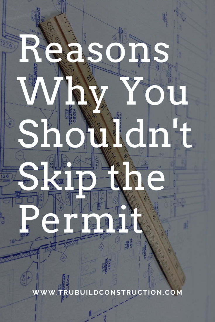 How Permits and Inspection Protect You During a Home Remodel - The purpose of building permits and inspections when remodeling