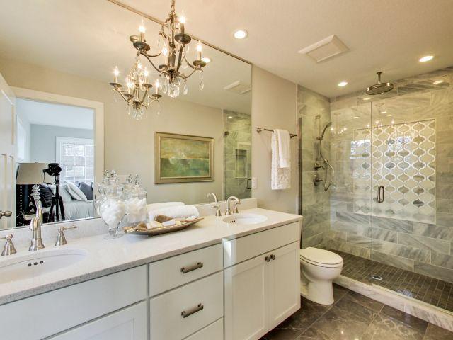 Master Bathroom -