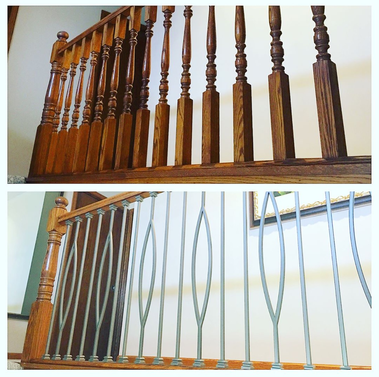 How To Give Your Spindles a Contemporary Facelift