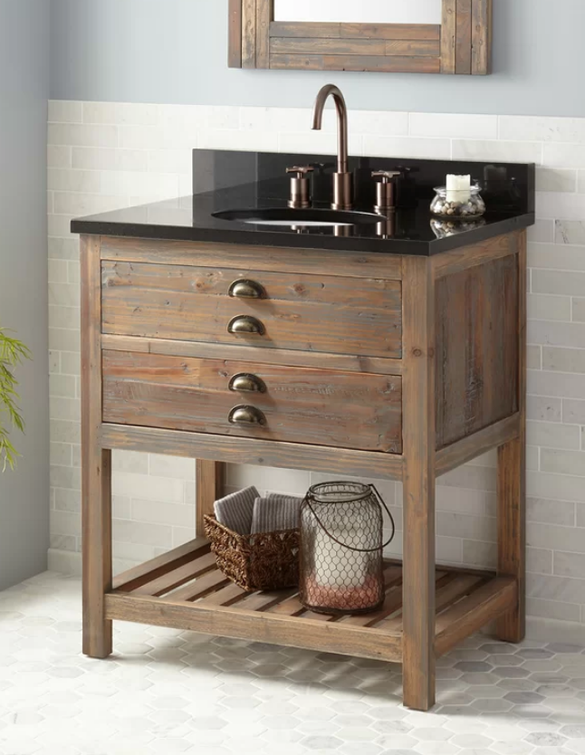 """Benoist 31"""" Single Bathroom Vanity Set, $1749"""
