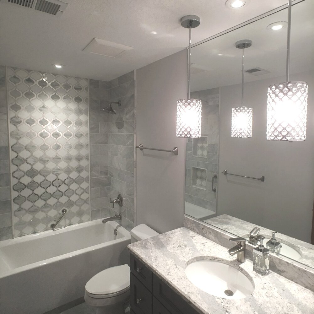 Small Chandeliers For Your Bathroom, Small Modern Bathroom Chandeliers