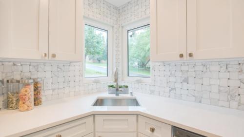 How To Choose The Best Corner Kitchen Sink Trubuild Construction
