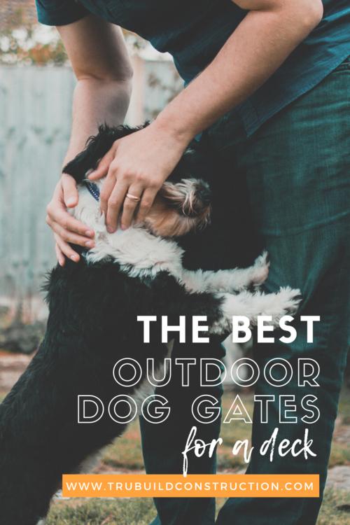 Best Outdoor Dog Gates For Your Deck, Best Outdoor Pet Gates