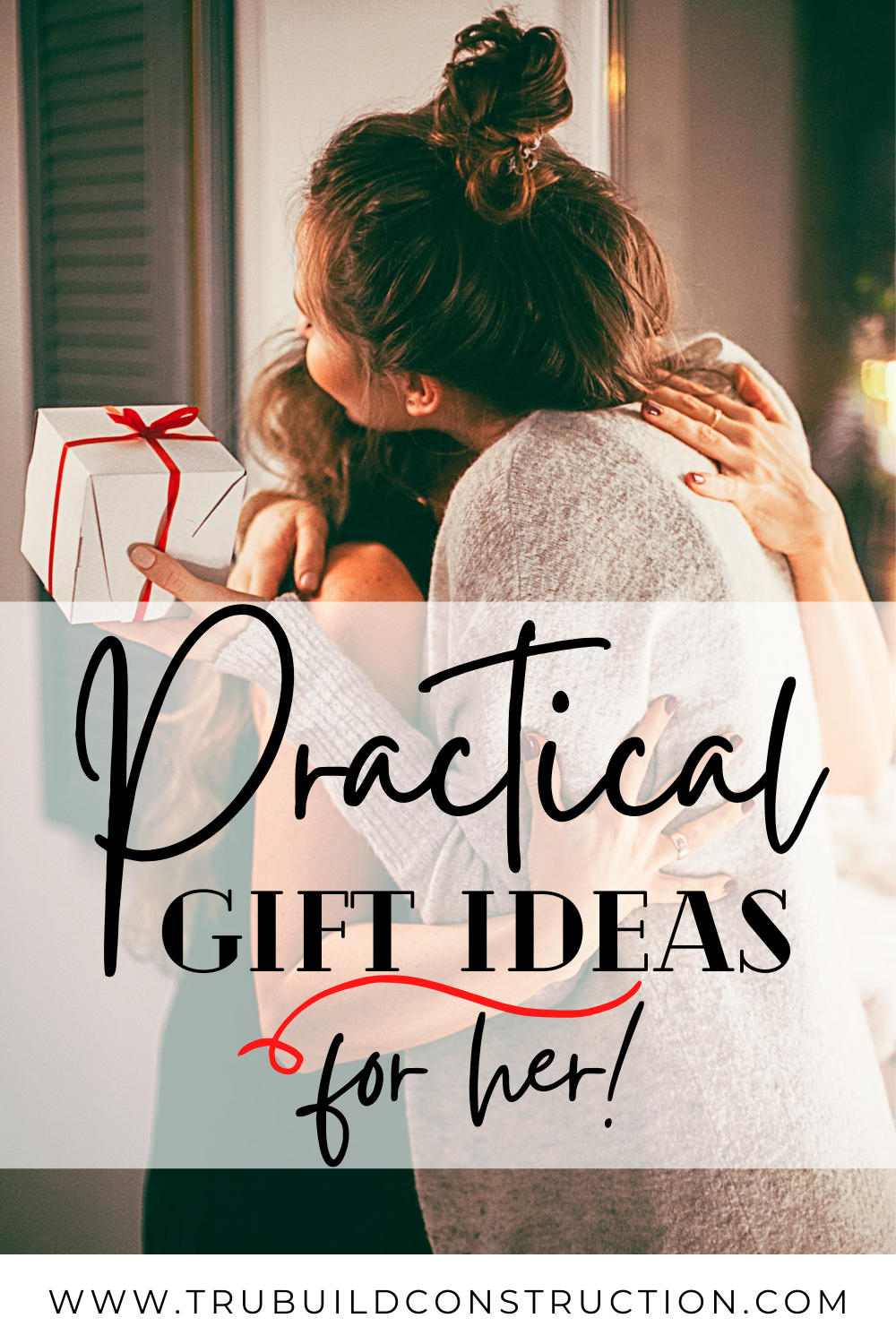 100 Practical Gift Ideas For Women In Your Life Trubuild Construction