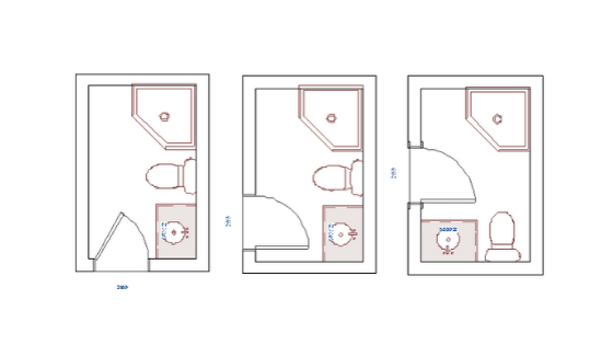 The Best 5 X 8 Bathroom Layouts And Designs To Make The Most Of Your Space Trubuild Construction