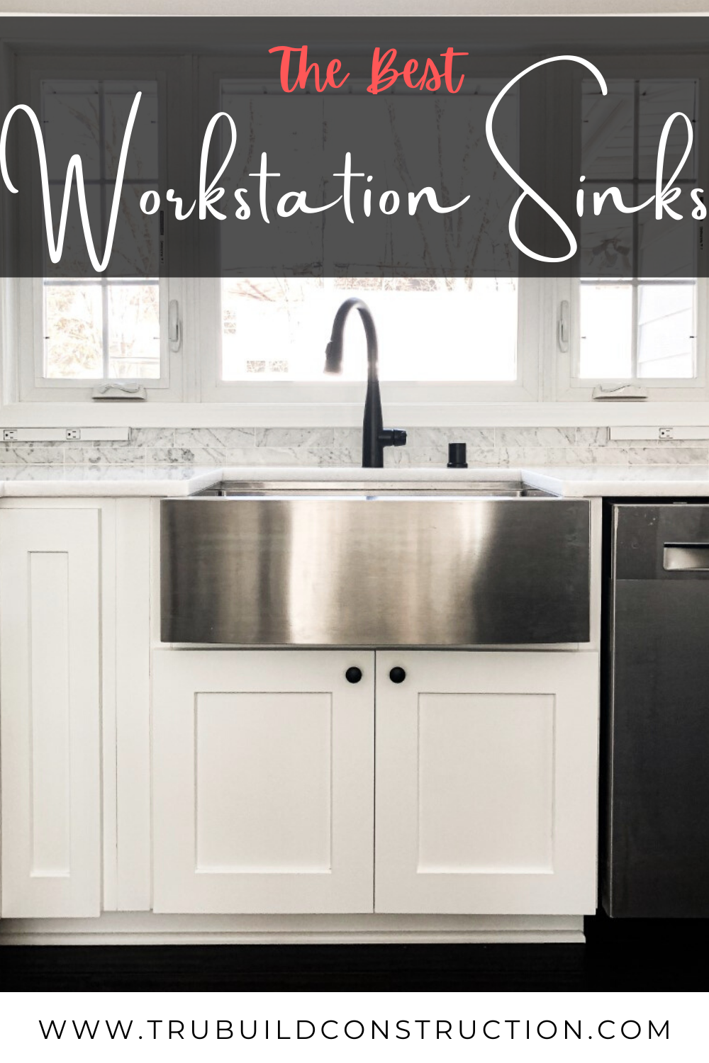 The Best Workstation Sinks For Your Kitchen Trubuild Construction