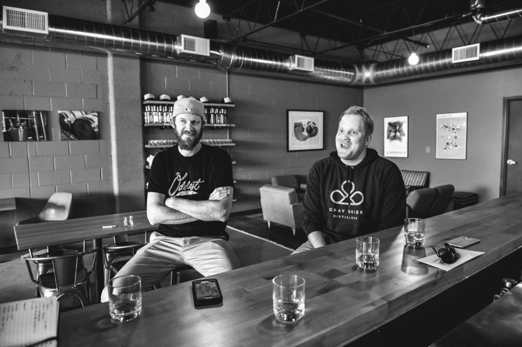 Brandon Voorhees and Steve Vander Pol, Photo courtesy of Steph Harding