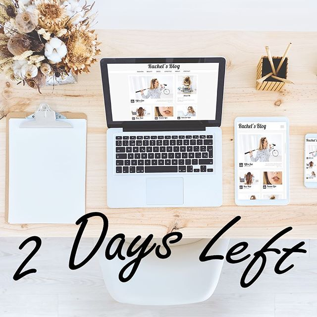 Only 2 days left to register for BLOGGING 101! Have you been sitting on an idea for a blog that you can't wait to make happen? Join us for Blogging 101 to learn the foundations of setting up your blog, writing for the internet, and growing your audience! The workshop is this Thursday, so register today by following the link in our bio!