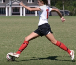 Soccer always acted as an outlet for me. It was my first passion, and a huge chapter of my life.