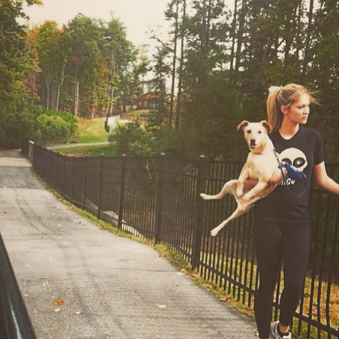 Kooley Love the Dogs.  #kooleyhigh #kooleyishigh