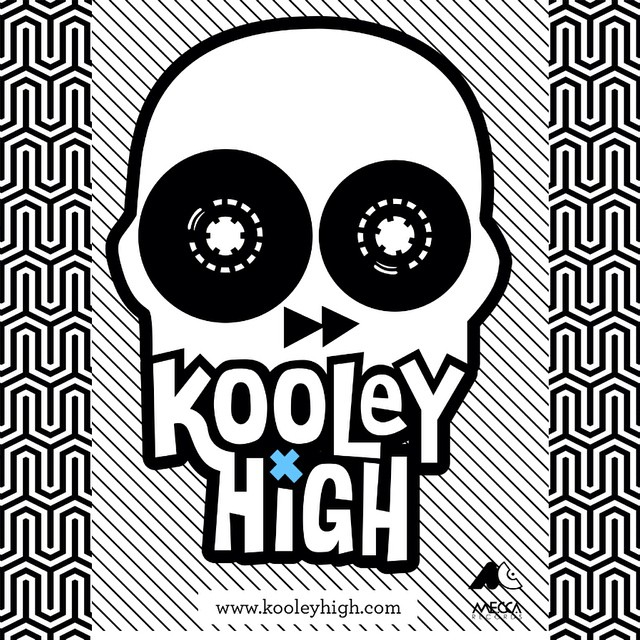 That's The Logo.  #kooleyhigh