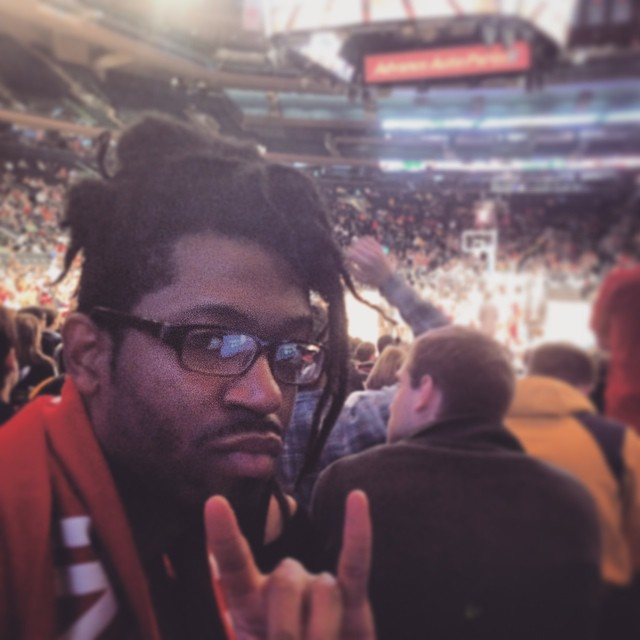 NC State at Madison Square Garden.  #newyork #ACC #Wolfpack #kooleyhigh #basketball #NCSU