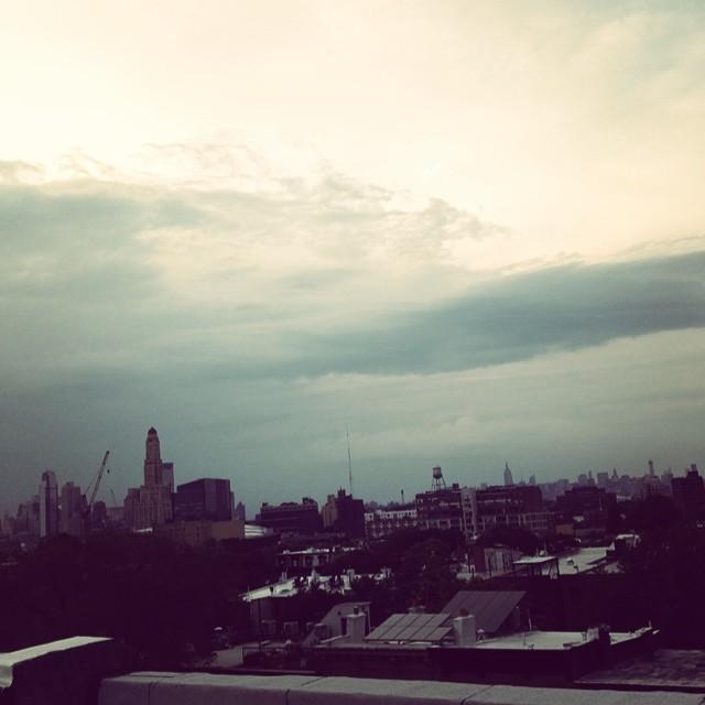 Rooftop Chilling #brooklyn #instagood #kooleyishigh