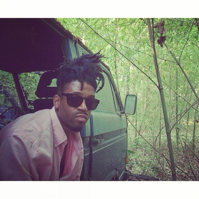 Music Video BTS with @halotheemcee #raleigh #instagood #igers #kooleyishigh #vans #Trees