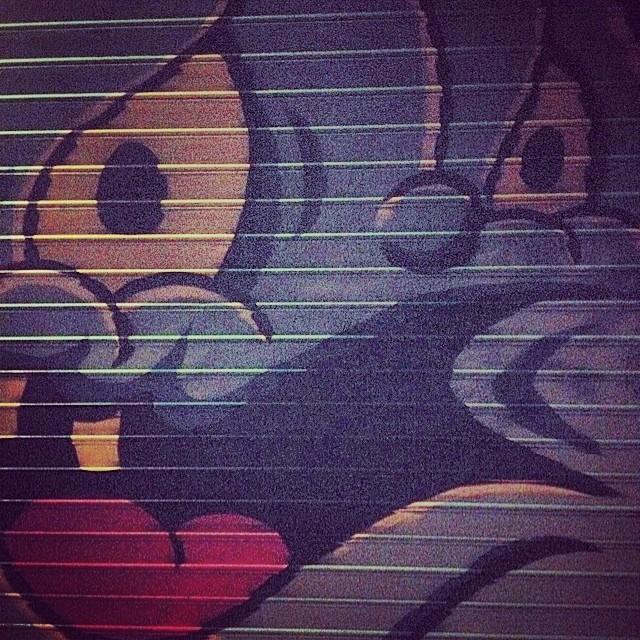 Late Night Happy Faces.  #brooklyn #streetart #imdrunk #iwantsomefugginfrenchtoast