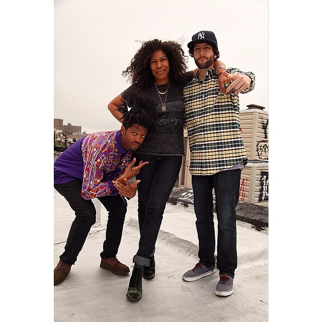 vulgarcolors :     Charlie && Digitz kicked some flava into my ear this morn. Supah appreciative of the interview && shoot.   [ @kooleyhighnc kickin' ass…always ] #vulgarcolors #kooleyhigh #charliesmarts #djilldigitz #cheebacruz #hiphop