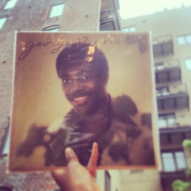 Spinning vinyl in Brooklyn every Thursday at The Woods.  #williamsburg #brooklyn #vinyl #kooleyhigh