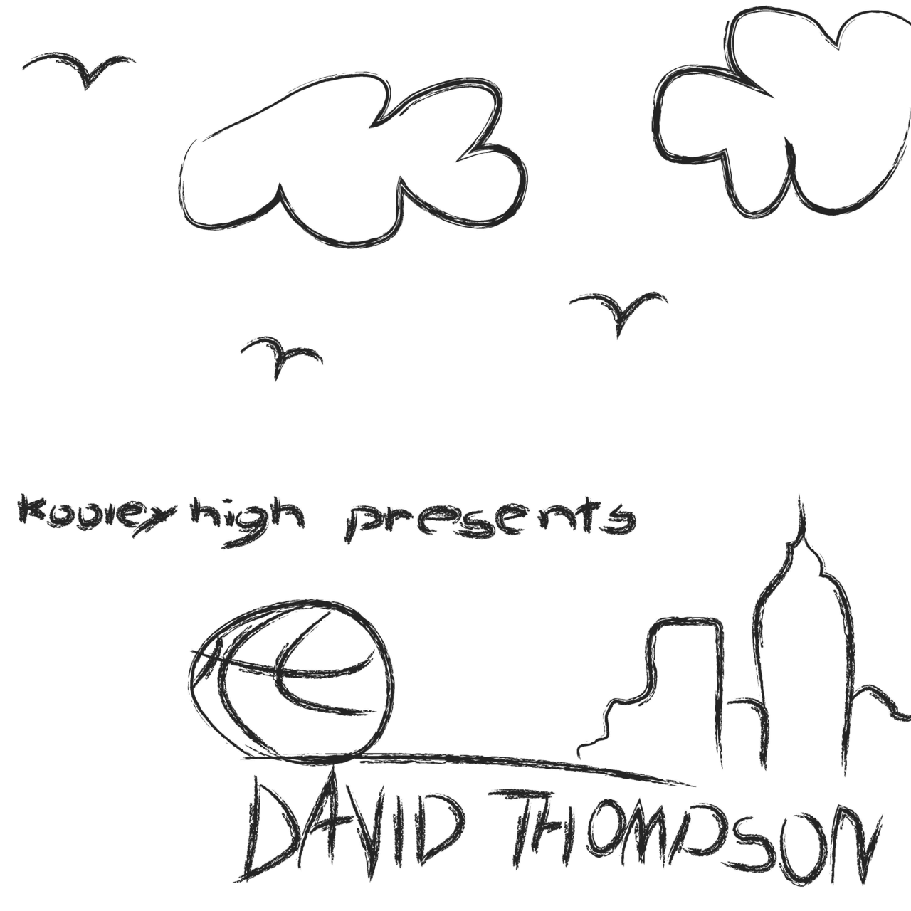 I like being creative…   Kooley High's David Thompson drops on December 6th.   I did this for Fun