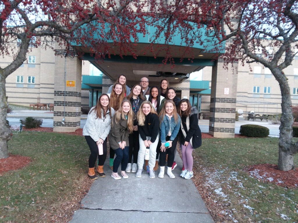 18 Thunder at the Wilkinson Healthcare Facility