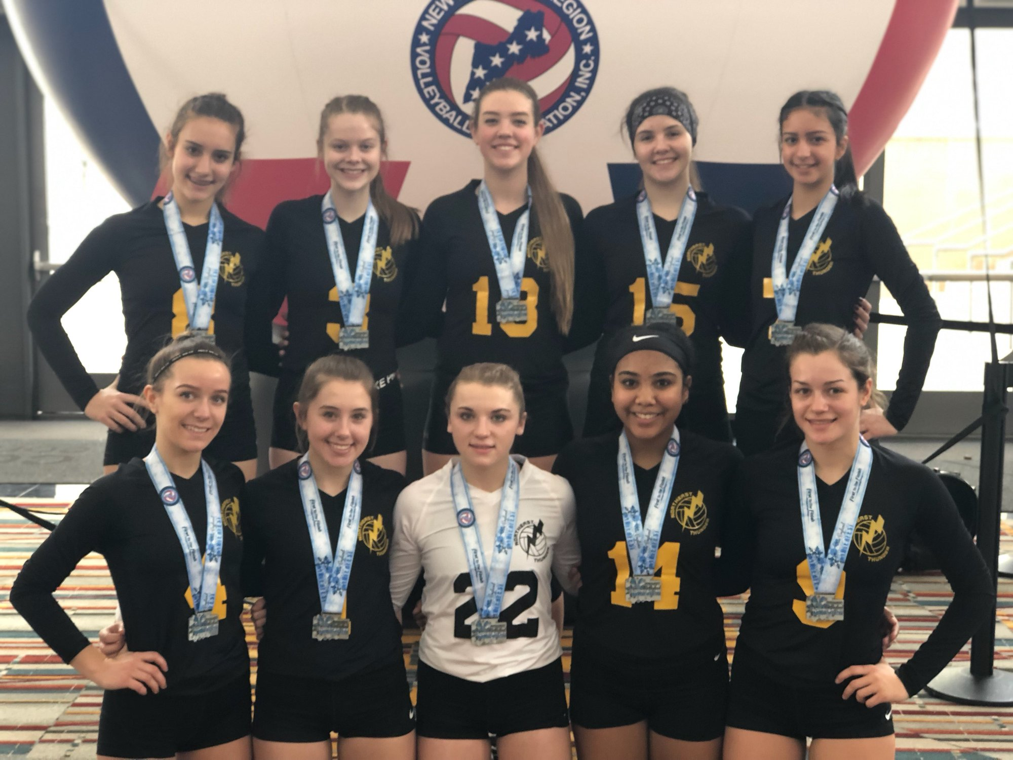 16 Force - Silver Division Champions!