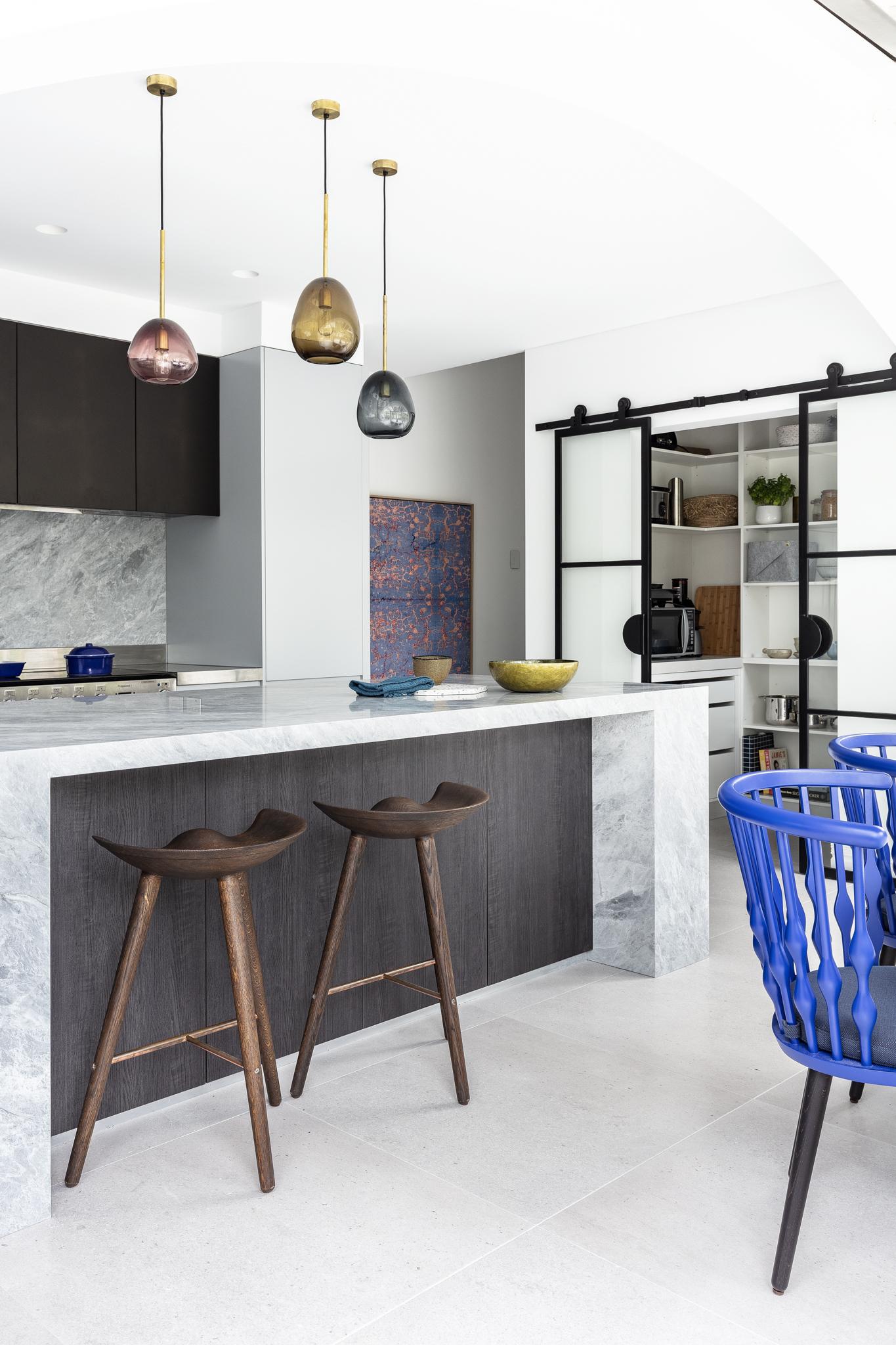 Sydney-North-Shore-Kitchen-Pendant-Lights-Feature-Blue-Armchairs.jpg