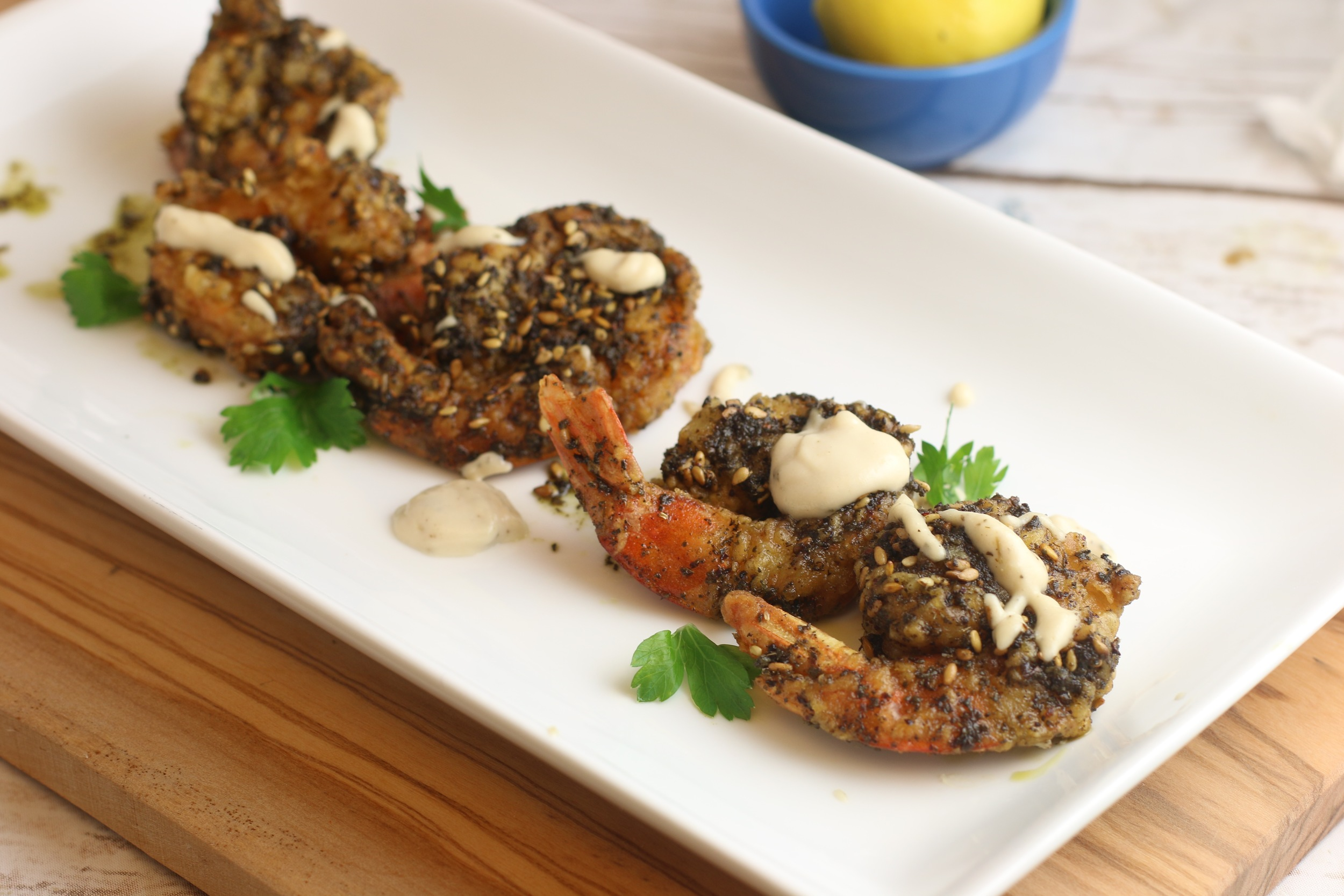 Zaatar crusted shrimp with lemon tahini_6951.jpg