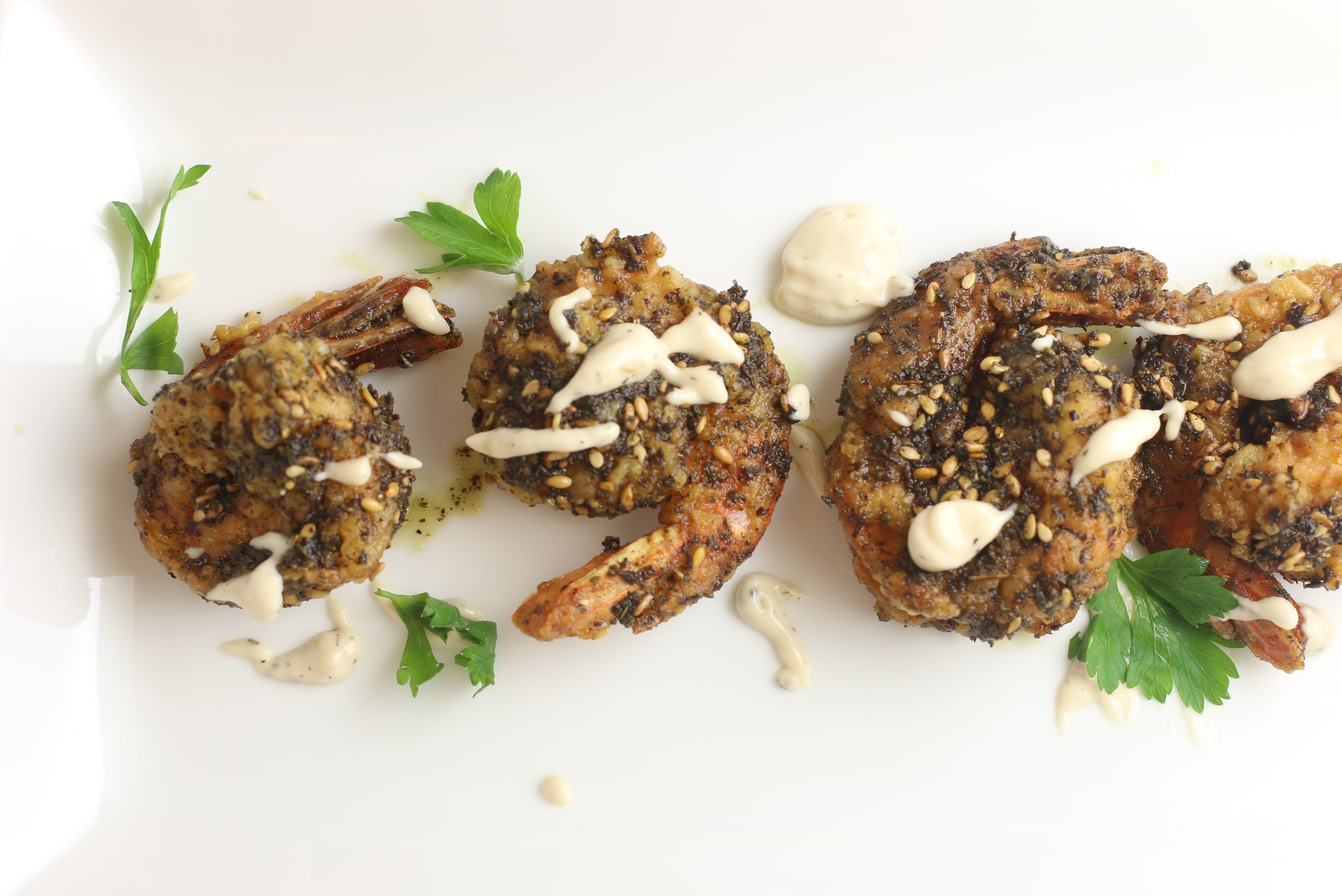 Zaatar crusted shrimp with lemon tahini_6935.jpg