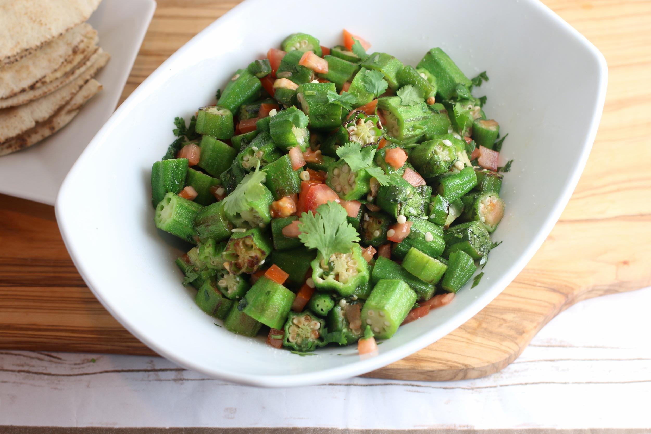 Fried Okra w Garlic Cilantro_7398.jpg