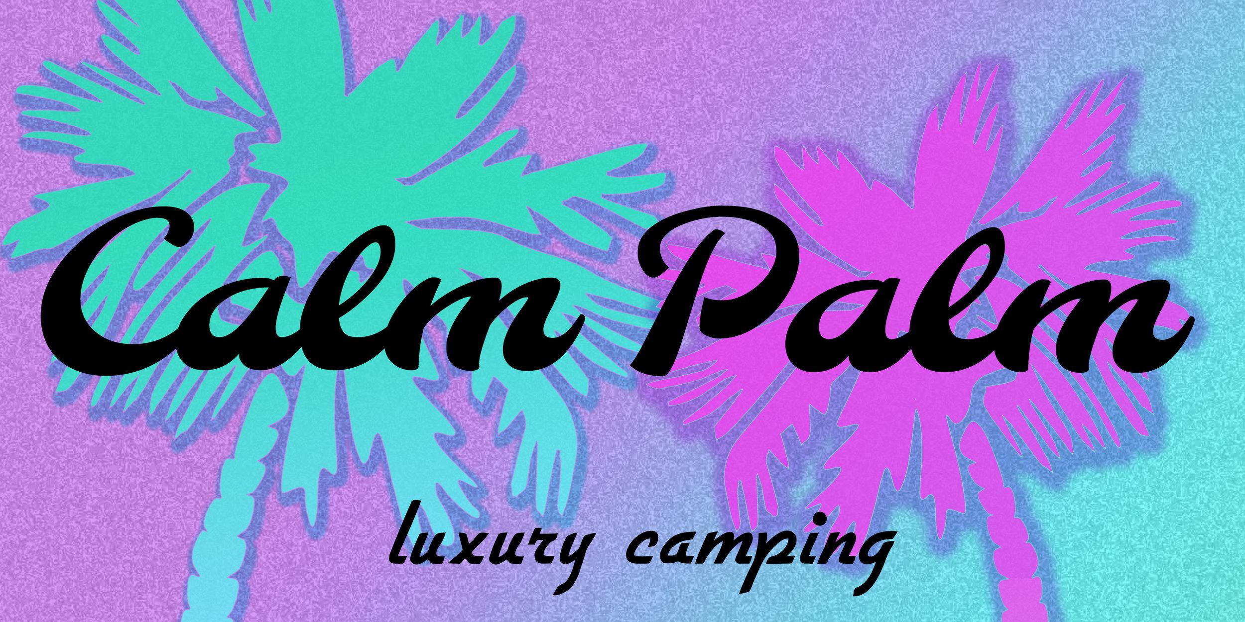 Calm Palm Car Magnet.jpg
