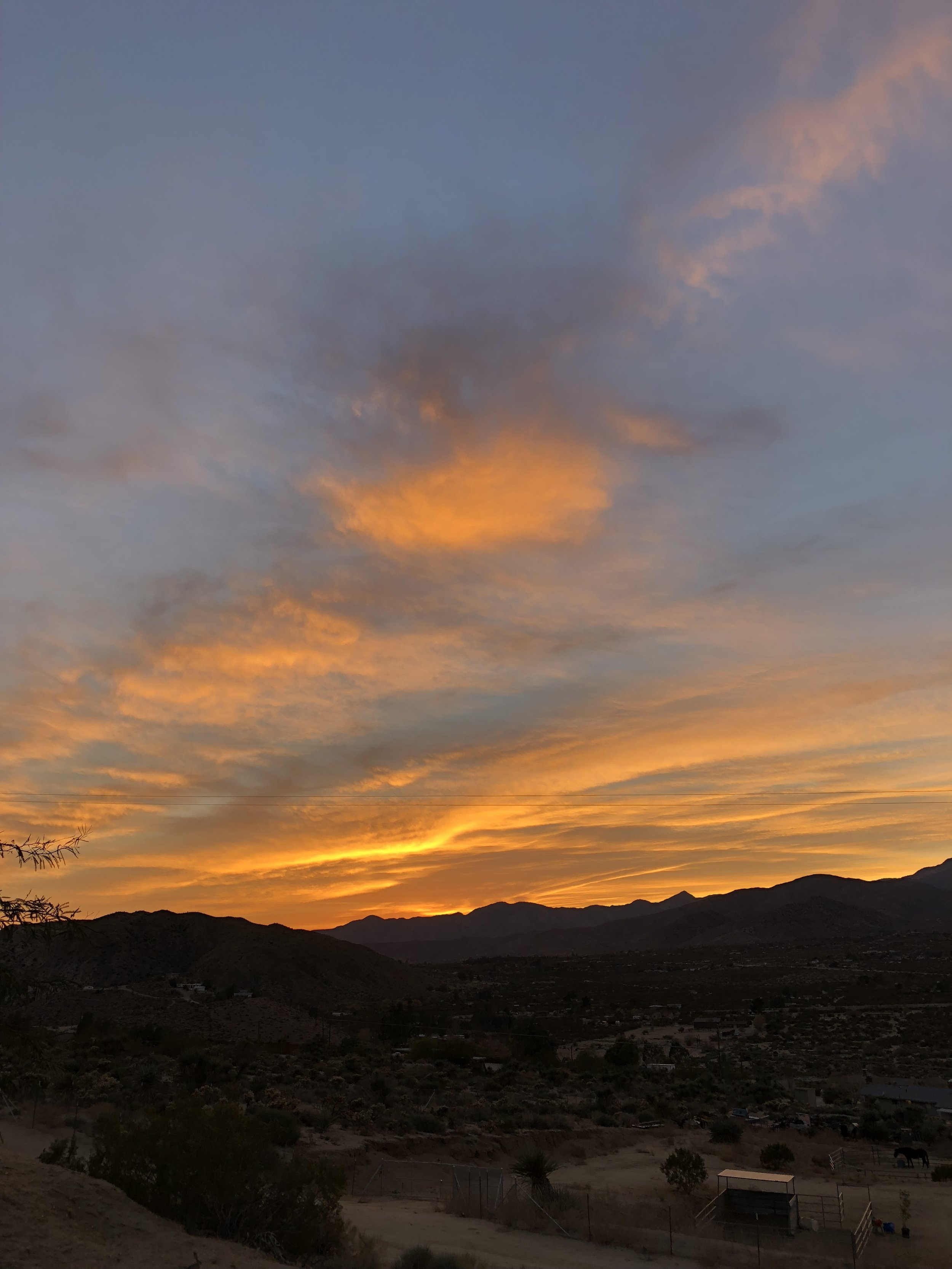 Desert_Son   Sunset from  #yuccafest  a few years back. Use  #desert_son  to be featured!
