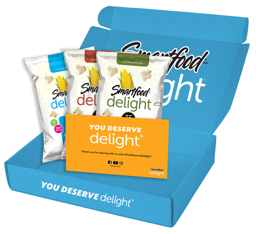You Deserve Delight Package