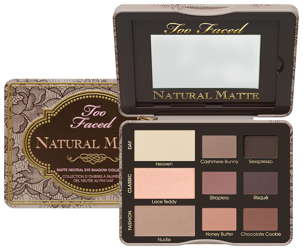 TOO FACED Natural Matte Eye Palette