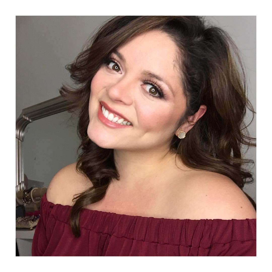 SOFT FALL GLAM, actress Alyssa Gabrielle Rodriguez