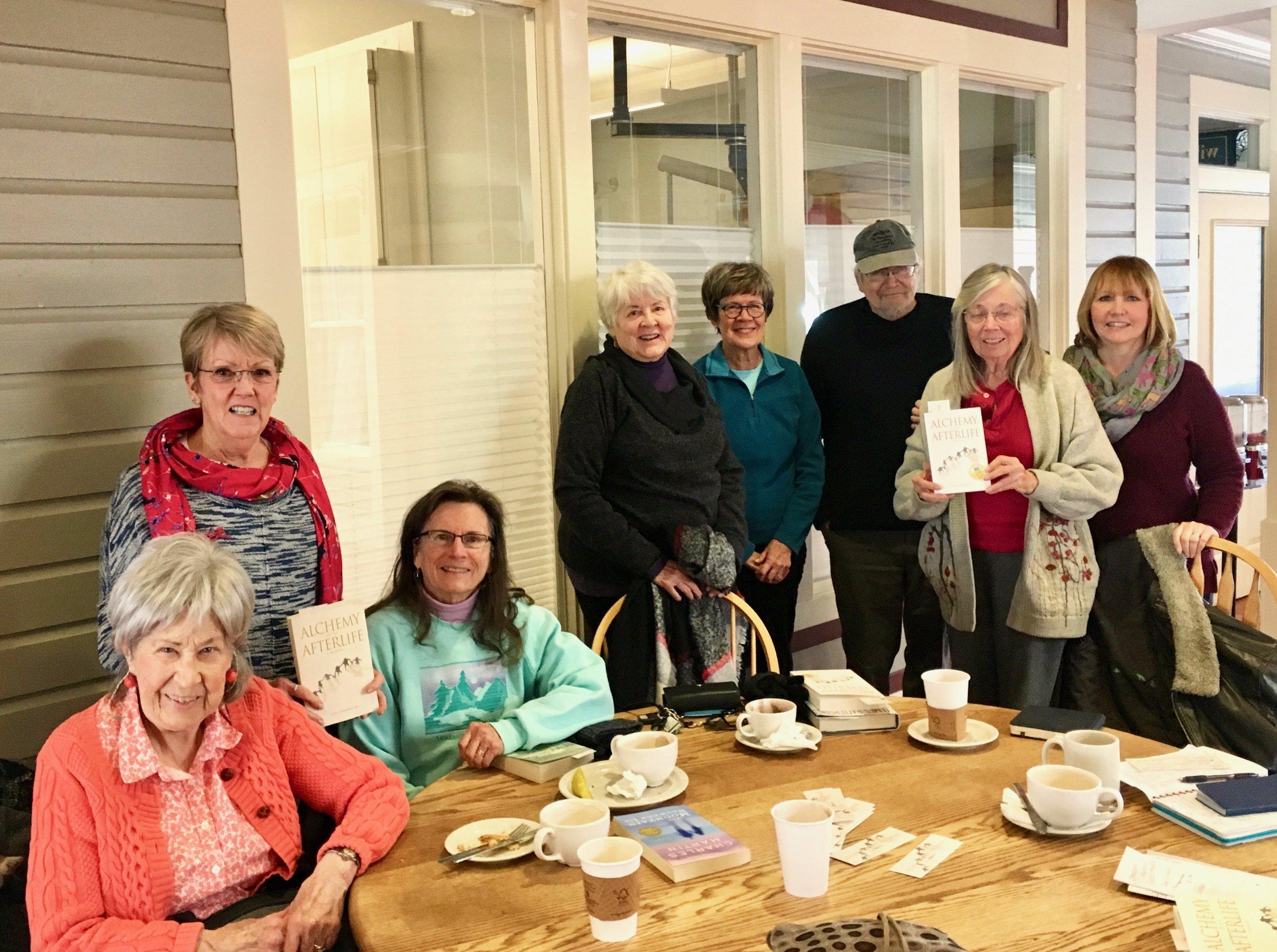 Niwot, Colorado Book Club
