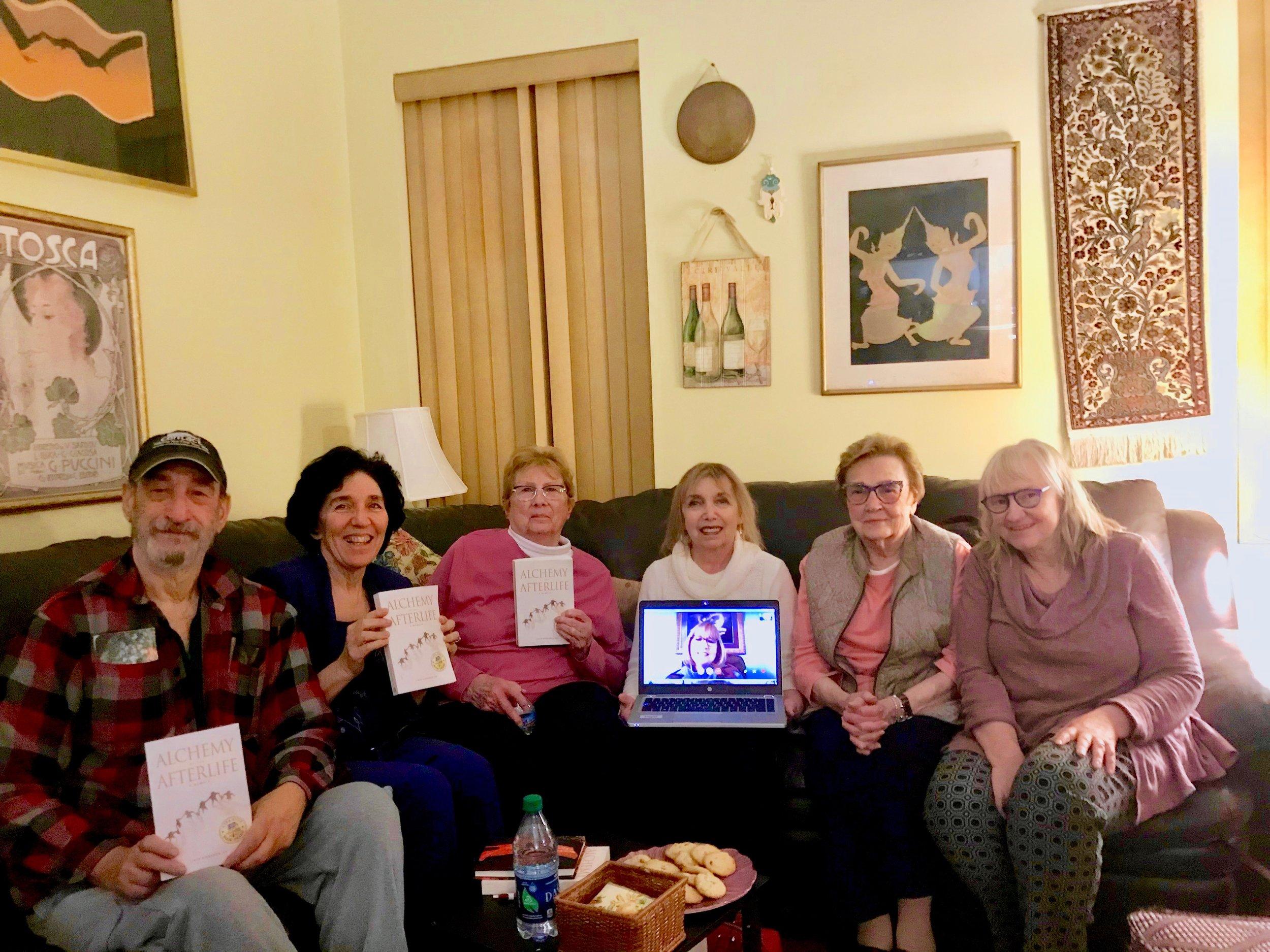 Mount Laurel, NJ Book Club