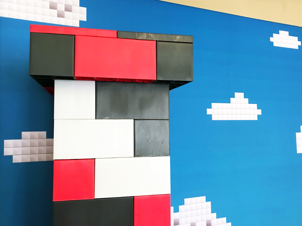 Look for the tower and the clouds when you're in the ISTE expo hall! Booth #1991