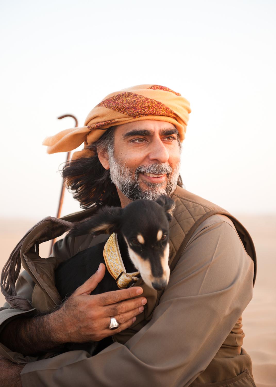 Hamad Al Ghanem, Saluki Breeder
