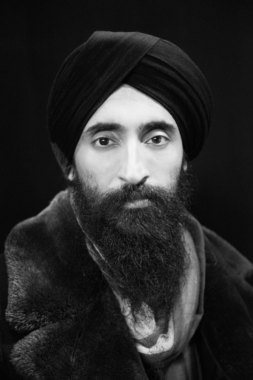 Waris Ahluwalia, Designer and Actor