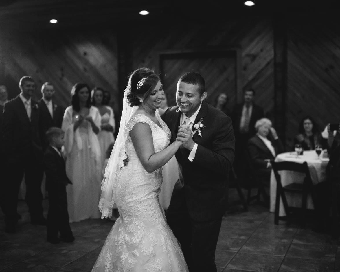 Hidden Acres Real Wedding   Kasey & Brandon   Photographs by Andrea   Coordination by Pocketful of Sunshine Event Design