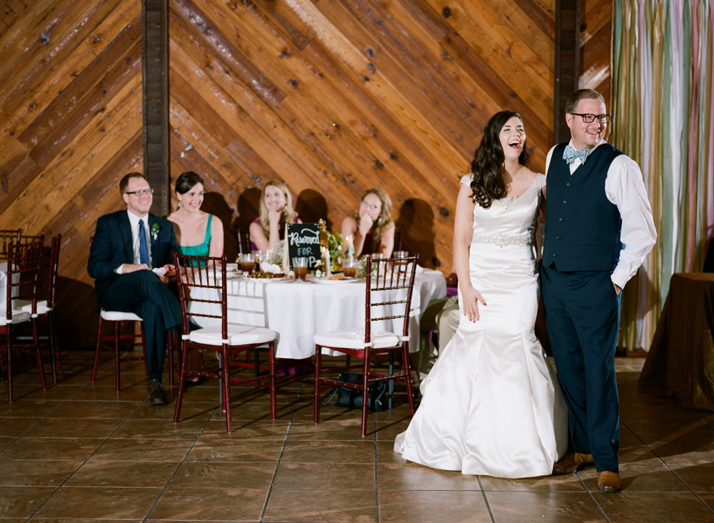 Hidden Acres Real Wedding | Lauren & Bryce | Gillian Claire Photography