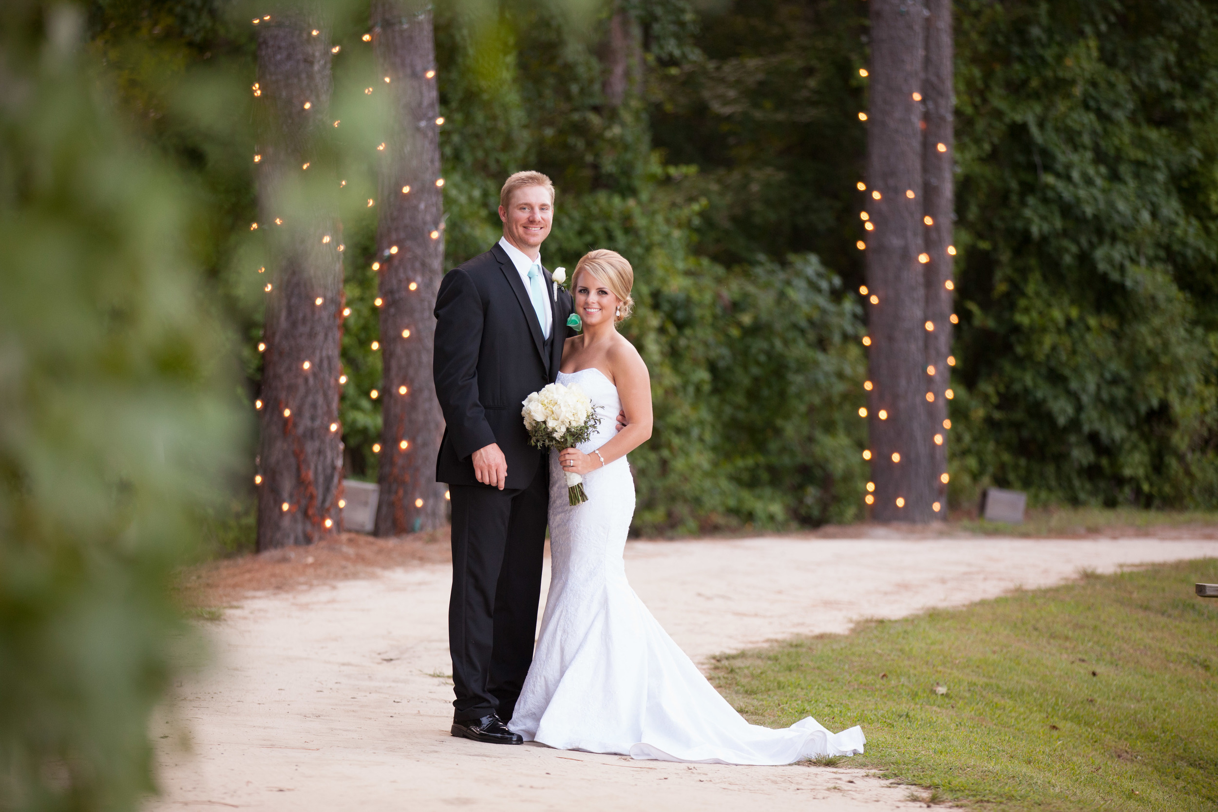 Hidden Acres Real Wedding | Lindsay & Chase | C Holst Photography