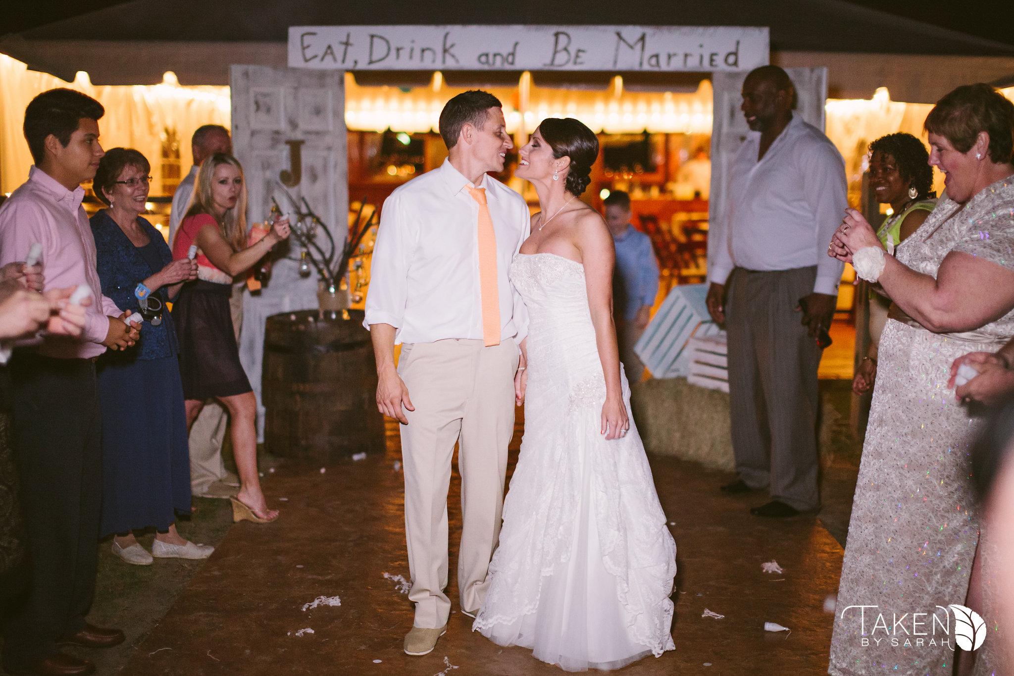 Hidden Acres Real Wedding   Meredith & Jason   Taken by Sarah Photography