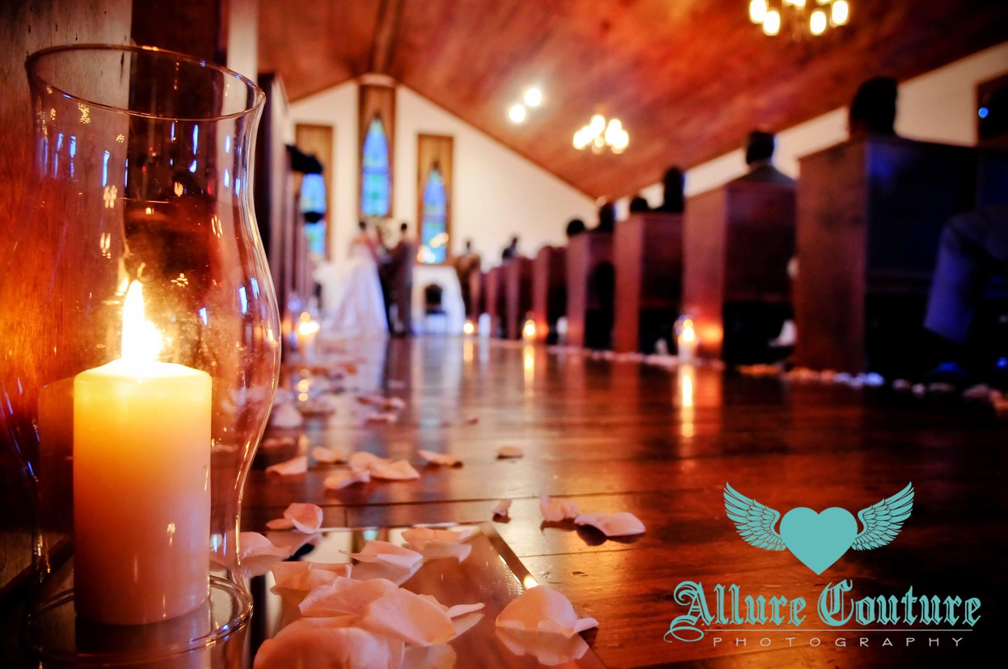 Hidden Acres Chapel | Allure Couture Photography