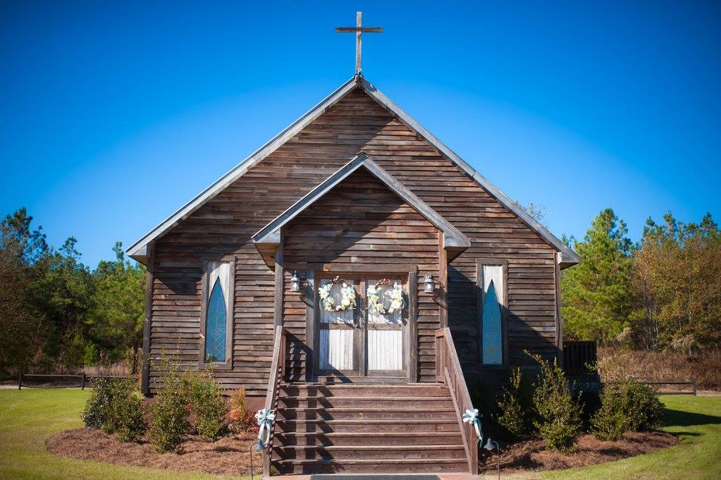 The Chapel at Hidden Acres | Photographs by Andrea