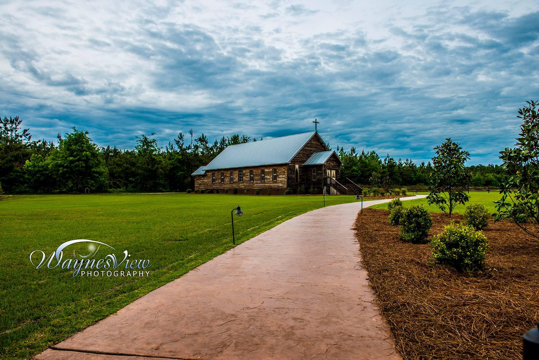 The Chapel at Hidden Acres | Wayne's View Photography
