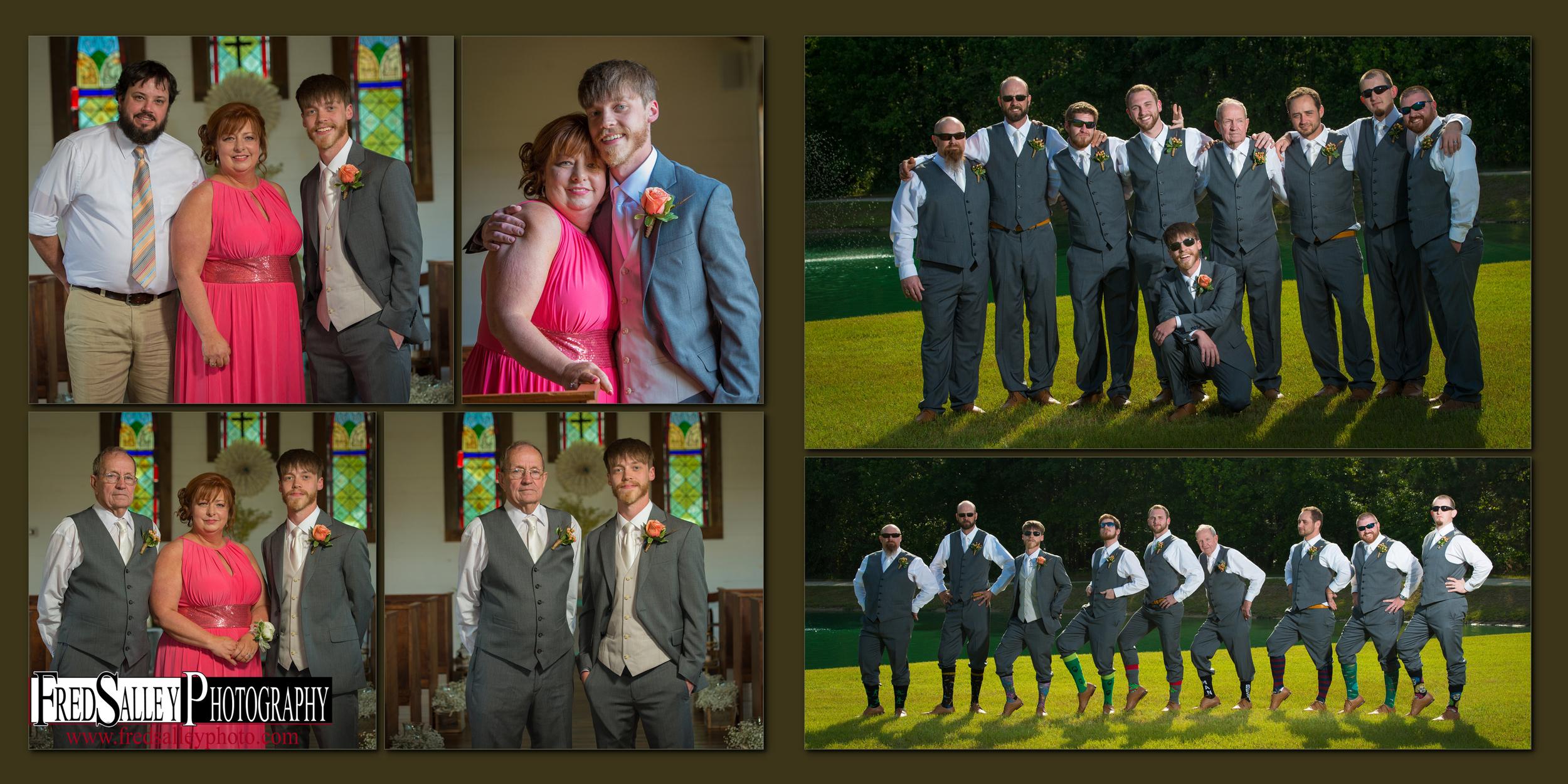 Hidden Acres Real Wedding   Kristin & Tyler   Fred Salley Photography