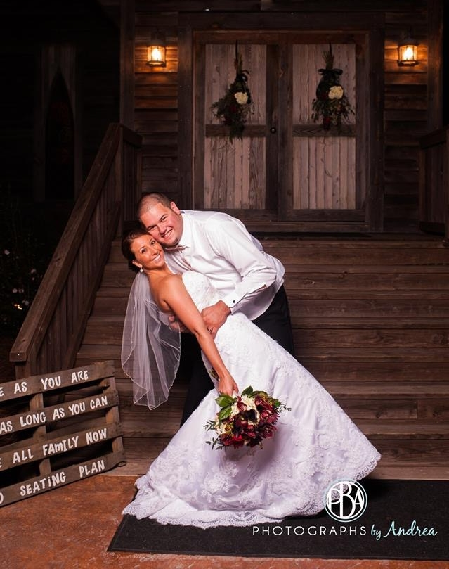 Hidden Acres Real Wedding Testimonial | Melissa Hodge Griggs Testimonial | Photographs by Andrea