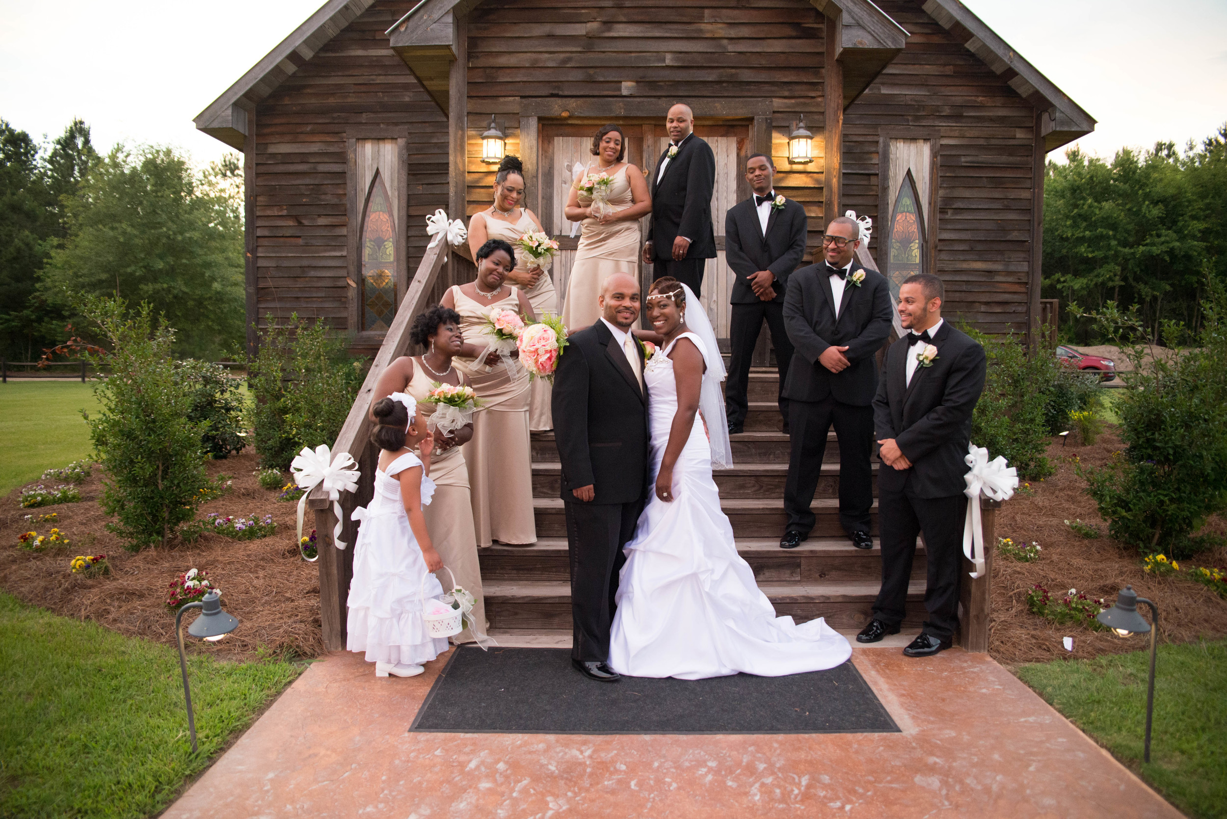 The Chapel at Hidden Acres | Eyeshadow Photography