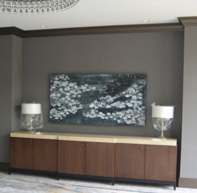 In Depth, encaustic on panel, install view.jpg